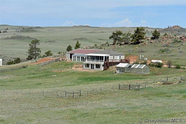 28 Blazing Star Rd, Tie Siding, WY 82084 (MLS #75450) :: RE/MAX Capitol Properties