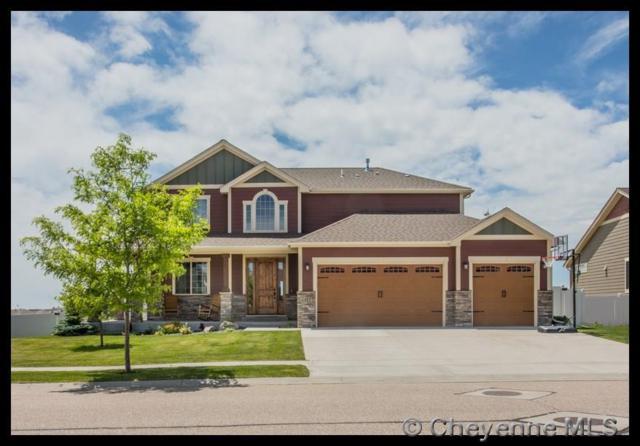 1043 Gabriel Dr, Cheyenne, WY 82009 (MLS #75501) :: RE/MAX Capitol Properties
