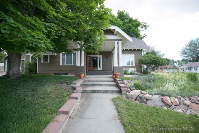 901 Date St, Rawlins, WY 82301 (MLS #75569) :: RE/MAX Capitol Properties