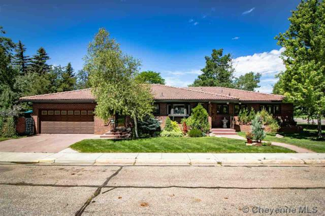 301 W 5TH AVE, Cheyenne, WY 82001 (MLS #75619) :: RE/MAX Capitol Properties