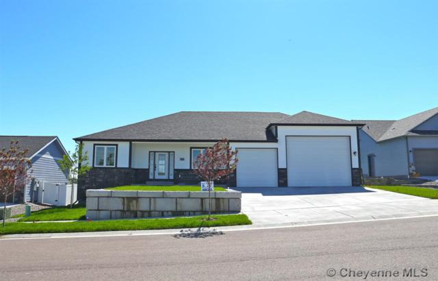 1211 Hess Ave, Cheyenne, WY 82001 (MLS #75719) :: RE/MAX Capitol Properties