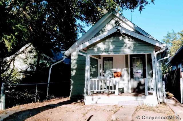 3117 Dillon Ave, Cheyenne, WY 82001 (MLS #75905) :: RE/MAX Capitol Properties