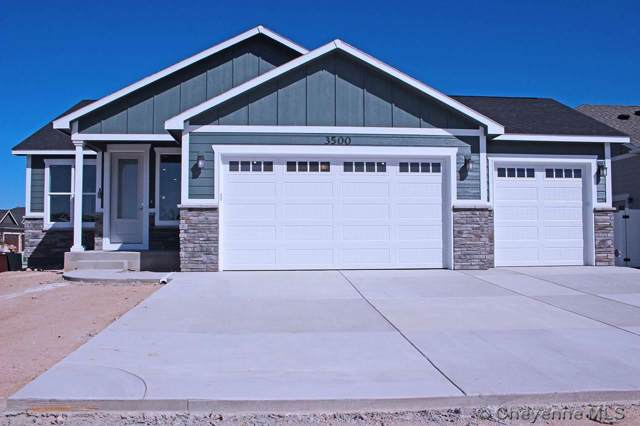 3500 Thomas Rd, Cheyenne, WY 82009 (MLS #75928) :: RE/MAX Capitol Properties