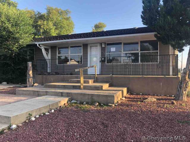1000 W Leisher Rd, Cheyenne, WY 82007 (MLS #75959) :: RE/MAX Capitol Properties