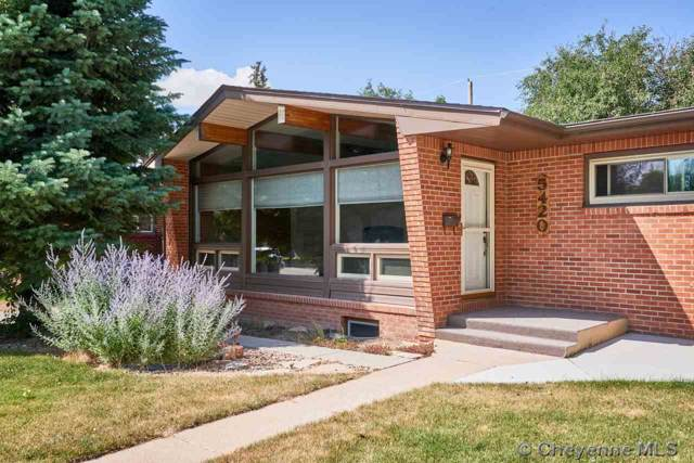 5420 Frederick Dr, Cheyenne, WY 82009 (MLS #76112) :: RE/MAX Capitol Properties