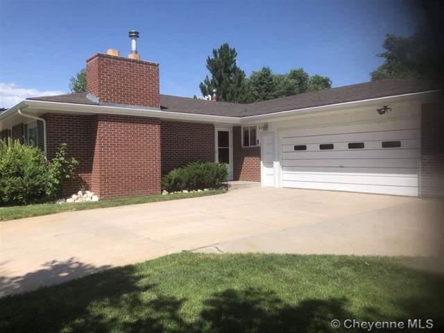 820 Creighton St, Cheyenne, WY 82009 (MLS #76128) :: RE/MAX Capitol Properties