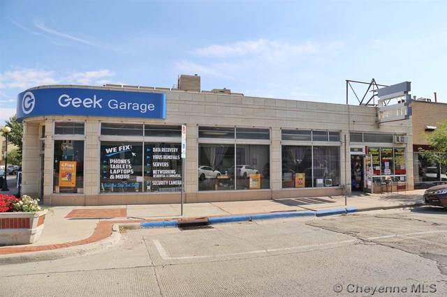 205 W 18TH ST, Cheyenne, WY 82001 (MLS #76186) :: RE/MAX Capitol Properties