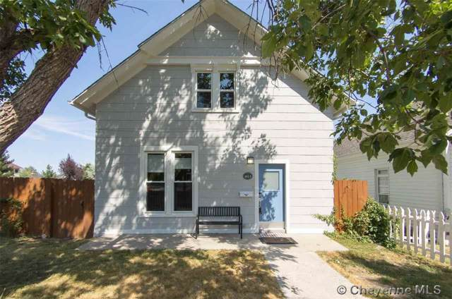 1823 Russell Ave, Cheyenne, WY 82001 (MLS #76241) :: RE/MAX Capitol Properties