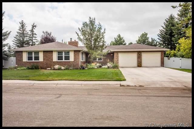 839 Ridgeland St, Cheyenne, WY 82009 (MLS #76287) :: RE/MAX Capitol Properties