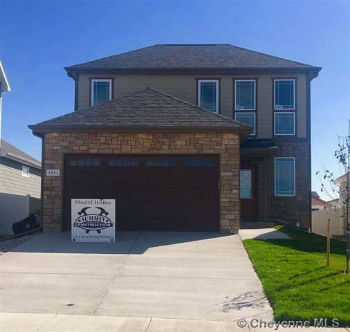 3651 Red Feather Tr, Cheyenne, WY 82001 (MLS #76373) :: RE/MAX Capitol Properties