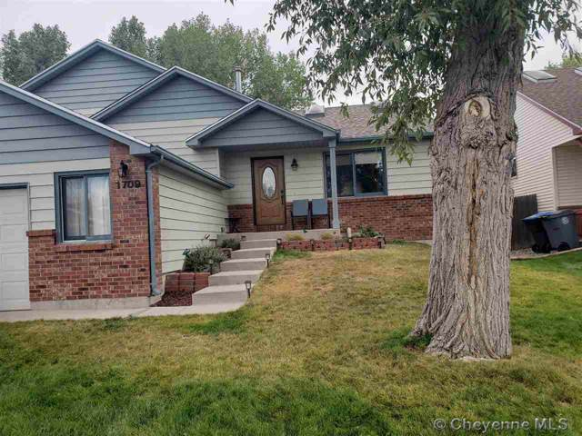 1709 Spruce Dr, Cheyenne, WY 82001 (MLS #76374) :: RE/MAX Capitol Properties