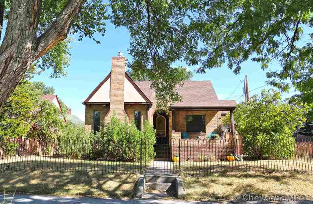 3515 Moore Ave, Cheyenne, WY 82001 (MLS #76443) :: RE/MAX Capitol Properties