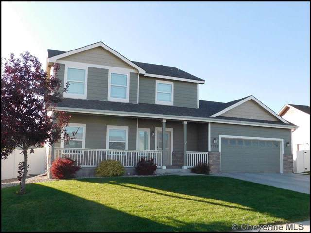 3302 Fire Side Dr, Cheyenne, WY 82001 (MLS #76508) :: RE/MAX Capitol Properties