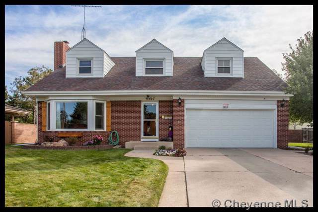 5507 Sycamore Rd, Cheyenne, WY 82009 (MLS #76559) :: RE/MAX Capitol Properties