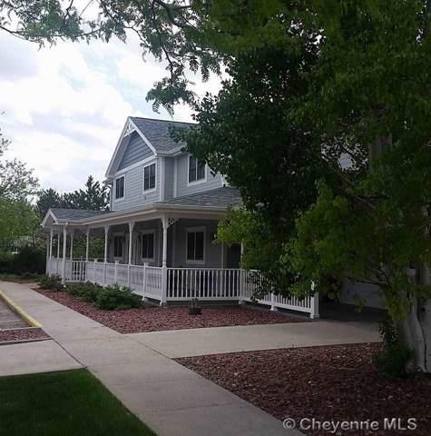 52 16TH ST, Wheatland, WY 82201 (MLS #76591) :: RE/MAX Capitol Properties