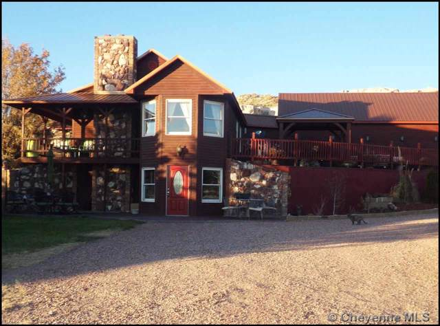 395 E Laramie River Rd, Wheatland, WY 82201 (MLS #76711) :: RE/MAX Capitol Properties