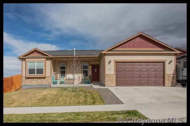716 Citrus St, Cheyenne, WY 82007 (MLS #76734) :: RE/MAX Capitol Properties