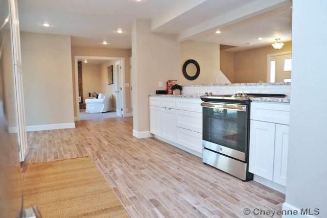 1100 Prairie Ave, Cheyenne, WY 82009 (MLS #76738) :: RE/MAX Capitol Properties