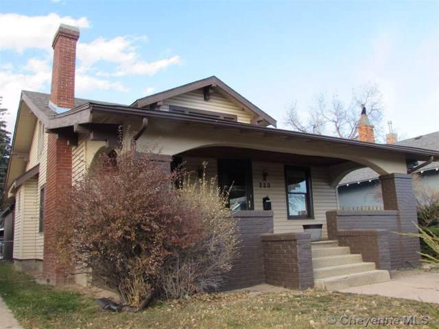 220 E Pershing Blvd, Cheyenne, WY 82001 (MLS #76813) :: RE/MAX Capitol Properties