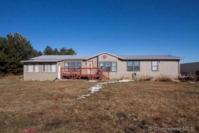 4085 Road 228, Cheyenne, WY 82009 (MLS #76871) :: RE/MAX Capitol Properties