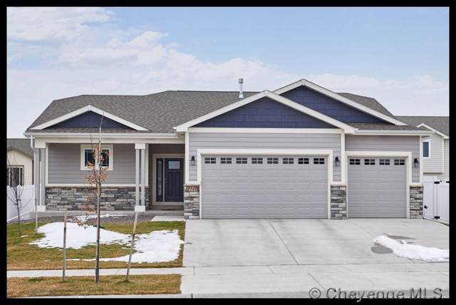 3701 Harvey St, Cheyenne, WY 82009 (MLS #76872) :: RE/MAX Capitol Properties