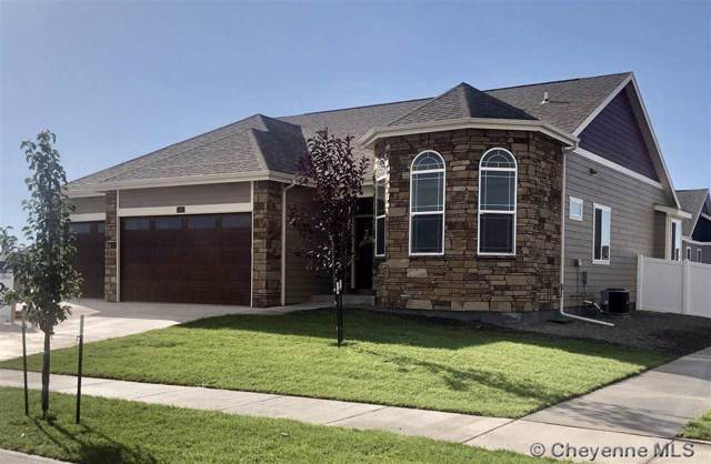 5411 Carmel Dr, Cheyenne, WY 82009 (MLS #77029) :: RE/MAX Capitol Properties