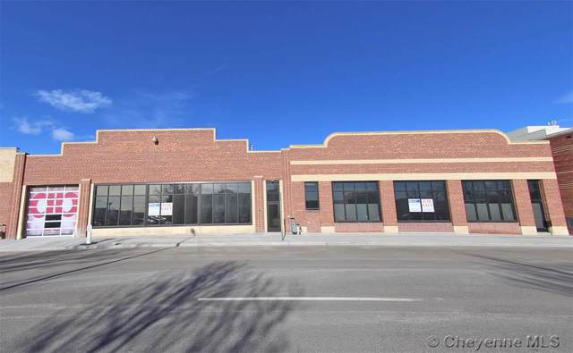 508 W 19TH ST West, Cheyenne, WY 82001 (MLS #77189) :: RE/MAX Capitol Properties