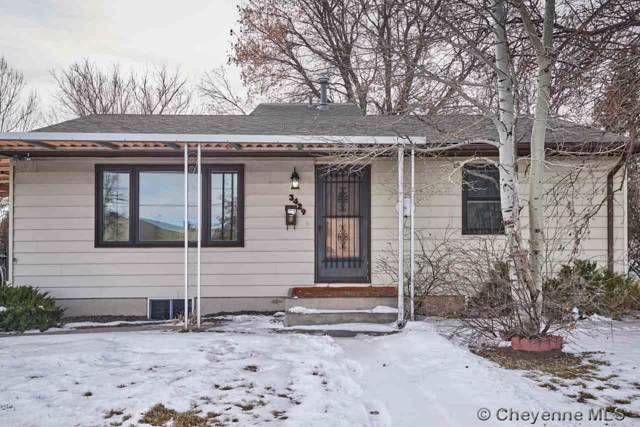 3429 E 12TH ST, Cheyenne, WY 82001 (MLS #77234) :: RE/MAX Capitol Properties