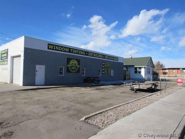 1216 Logan Ave, Cheyenne, WY 82001 (MLS #77317) :: RE/MAX Capitol Properties