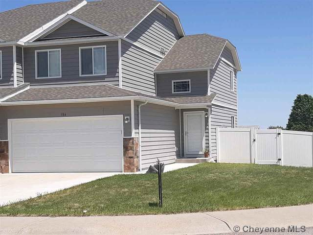 70A 27TH ST A, Wheatland, WY 82201 (MLS #77328) :: RE/MAX Capitol Properties