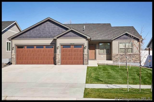 3606 Harvey St, Cheyenne, WY 82009 (MLS #77551) :: RE/MAX Capitol Properties