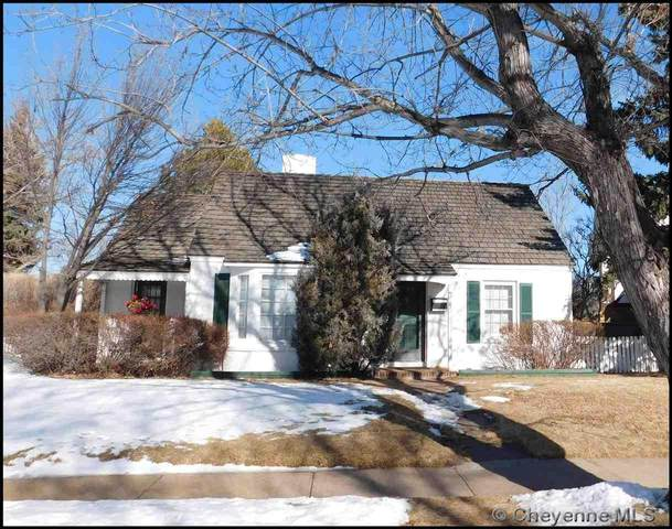 3619 Carey Ave, Cheyenne, WY 82001 (MLS #77701) :: RE/MAX Capitol Properties