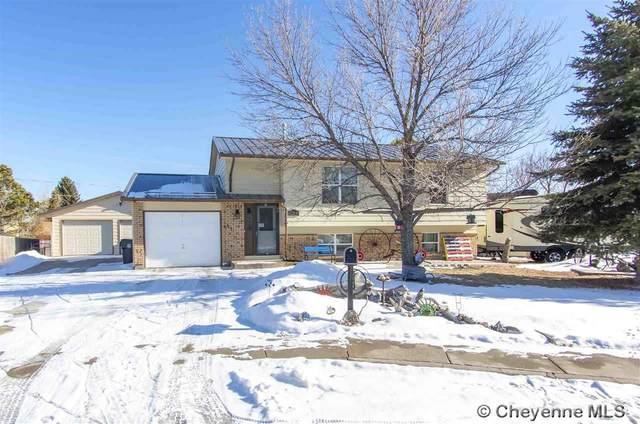 124 El Dorado Ct, Cheyenne, WY 82009 (MLS #77703) :: RE/MAX Capitol Properties