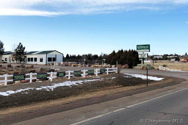 8908 Yellowstone Rd, Cheyenne, WY 82009 (MLS #77813) :: RE/MAX Capitol Properties