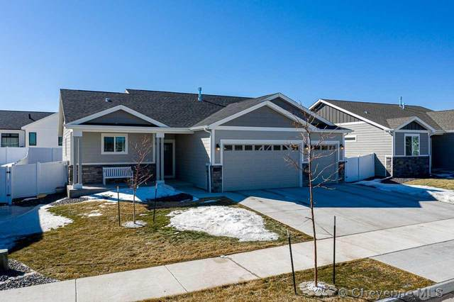 3635 Edison Ave, Cheyenne, WY 82009 (MLS #77828) :: RE/MAX Capitol Properties