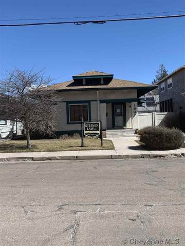1907 House Ave, Cheyenne, WY 82001 (MLS #78031) :: RE/MAX Capitol Properties