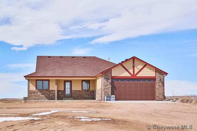 Lot 161 Scenic Ridge Dr, Cheyenne, WY 82009 (MLS #78047) :: RE/MAX Capitol Properties