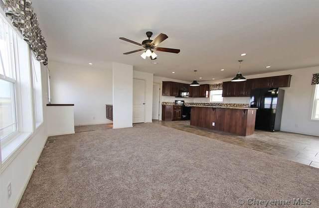 1063 Range Line Rd, Cheyenne, WY 82009 (MLS #78120) :: RE/MAX Capitol Properties