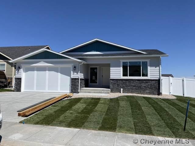 3251 Sandstone Lane, Cheyenne, WY 82001 (MLS #78143) :: RE/MAX Capitol Properties