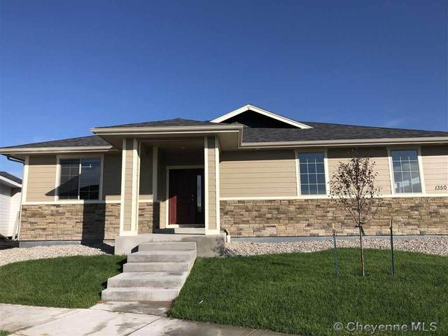 1350 Alyssa Way, Cheyenne, WY 82009 (MLS #78152) :: RE/MAX Capitol Properties