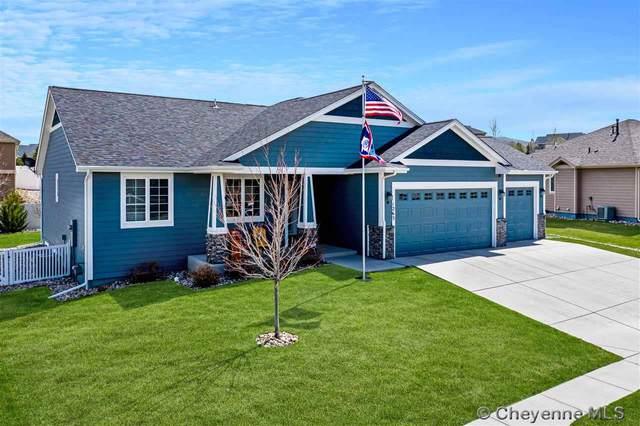 1263 Wendy Ln, Cheyenne, WY 82009 (MLS #78231) :: RE/MAX Capitol Properties