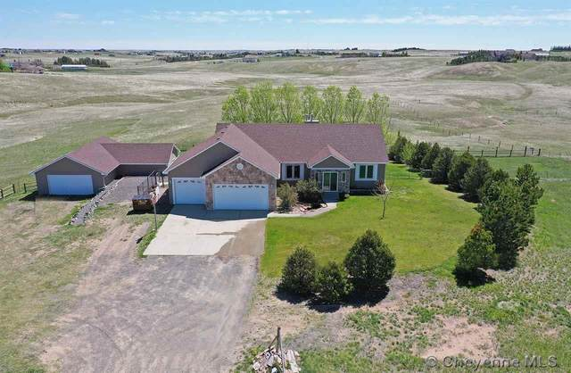 10603 E Milliron Rd, Cheyenne, WY 82009 (MLS #78524) :: RE/MAX Capitol Properties