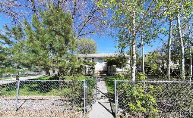 909 Cahill Dr, Cheyenne, WY 82001 (MLS #78606) :: RE/MAX Capitol Properties