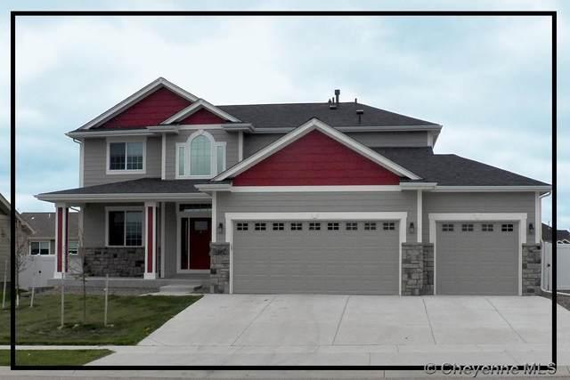 1207 Marie Ln, Cheyenne, WY 82009 (MLS #78668) :: RE/MAX Capitol Properties