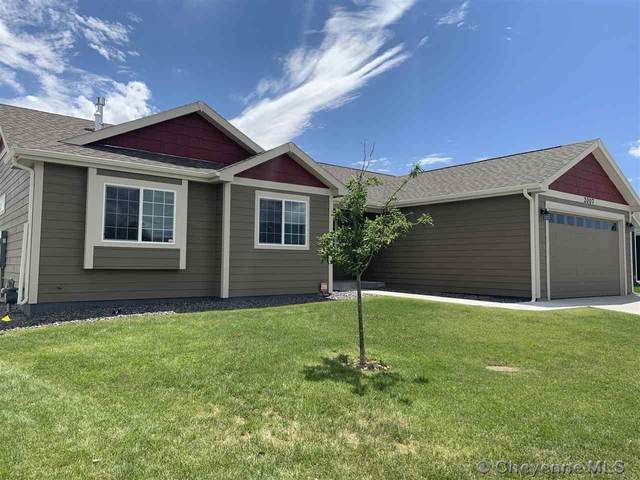 2007 Carob Ave, Cheyenne, WY 82007 (MLS #79192) :: RE/MAX Capitol Properties