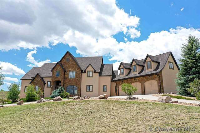 2431 Painted Horse T, Cheyenne, WY 82009 (MLS #79214) :: RE/MAX Capitol Properties