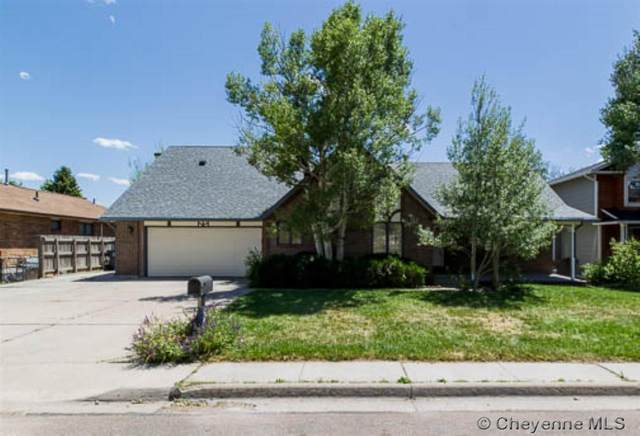 309 Sioux Dr, Cheyenne, WY 82009 (MLS #79217) :: RE/MAX Capitol Properties