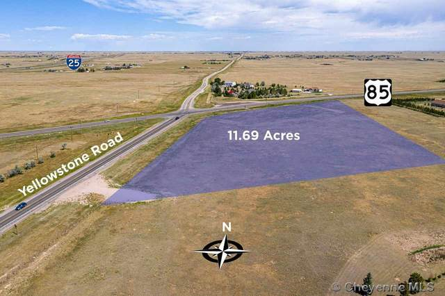 TBD Yellowstone Rd, Cheyenne, WY 82009 (MLS #79382) :: RE/MAX Capitol Properties