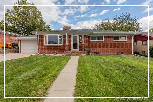 5509 Hamilton Ave, Cheyenne, WY 82009 (MLS #79425) :: RE/MAX Capitol Properties