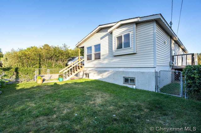 709 David Ct, Cheyenne, WY 82007 (MLS #79483) :: RE/MAX Capitol Properties